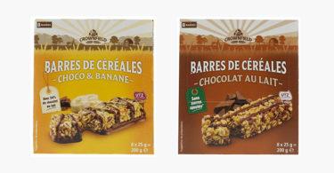 barres de cereales - Lidl
