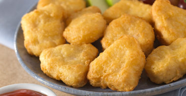 nuggets fromage