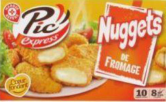 Nuggets fromage - Brand mark