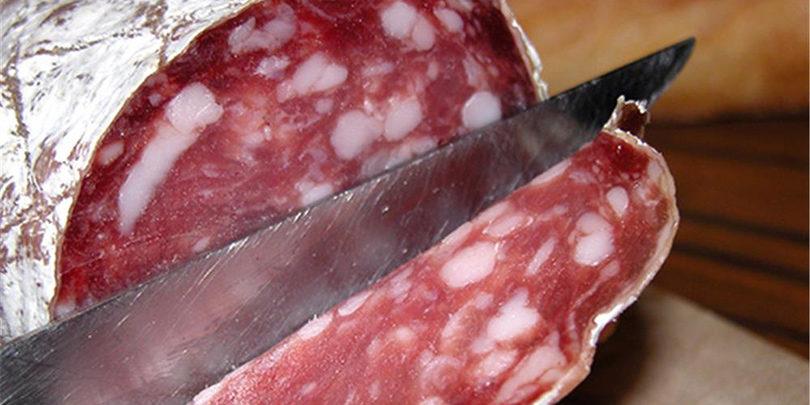saucisson sec - Reflets de France