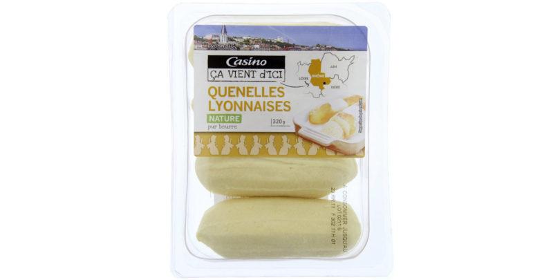 Quenelles Lyonnaises - Listeria
