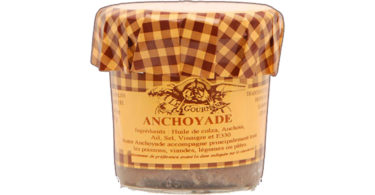 Anchoyade - Le Gourmand
