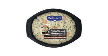 Delpierre - Risotto saumon