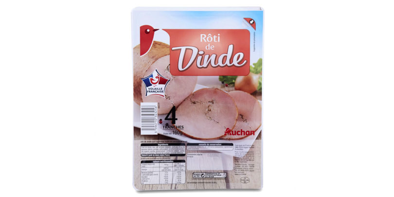 Rôti de dinde - Auchan