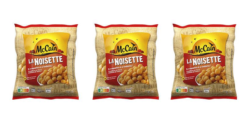 Mc Cain - Hazelnut