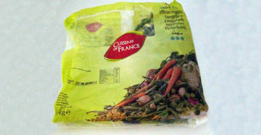 Cuisine de France - Haricots verts