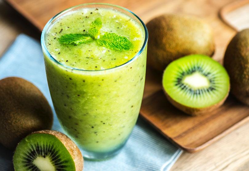 Boisson kiwi - antioxydante