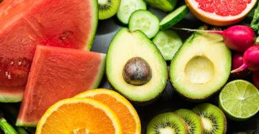 Fruits et légumes - Cure détox